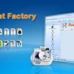 Format Factory, conversor gratuito de audio, vídeo e imágenes.
