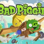 Bad Piggies ya está disponible