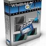 Instala los últimos codecs de audio y video para Windows 7 con Win7codecs 2.7.1