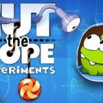 Cut the Rope: Experiments para Android