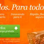 Decima cuarta versión del Mozilla Firefox