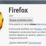 Firefox 10 ya está disponible