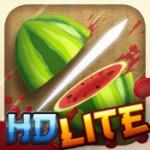 Fruit Ninja HD Lite, divertido juego gratuito para tu iPad
