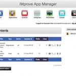 iMprove, una nueva forma de llegar a tus usuarios en dispositivos iPhone