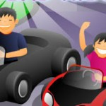 Bad Kids Racing – Juego de carreras online