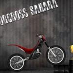 Motocross Sahara, juego online