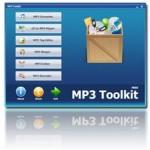 Editar archivos mp3 es fácil con MP3 Toolkit