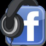 Facebook permitirá escuchar música con tus amigos.