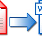 Convierte archivos PDF a Word con Nitro PDF to Word Online