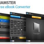 Conversor de formatos de Ebook