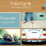 PicMonkey, editor de fotos online con estilo