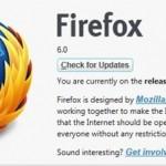 Descargar Firefox 6.0. ya es posible.