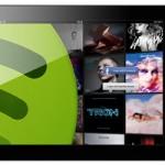 Spotify para iPad y iPhone