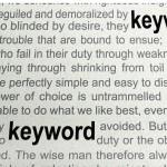 ¿Qué es la densidad de palabras clave?
