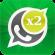 Como usar WhatsApp con dos números en un solo teléfono