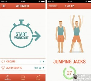 Seven 7 minutos de ejercicios