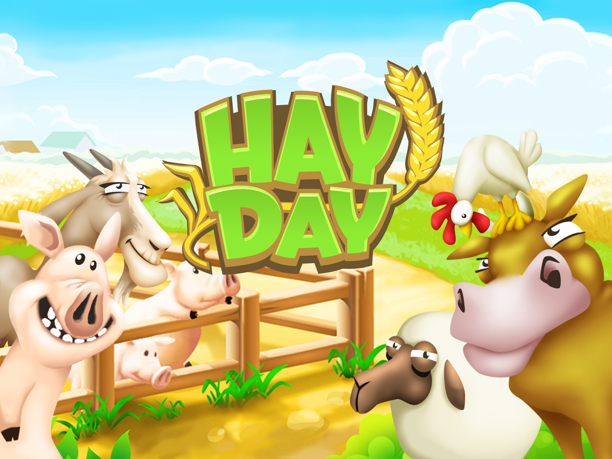 hay day logo