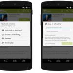 Ya podemos comprar en Google Play pagando con PayPal