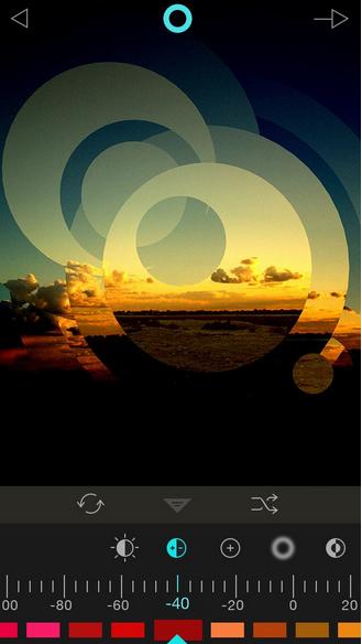 app fotográfica