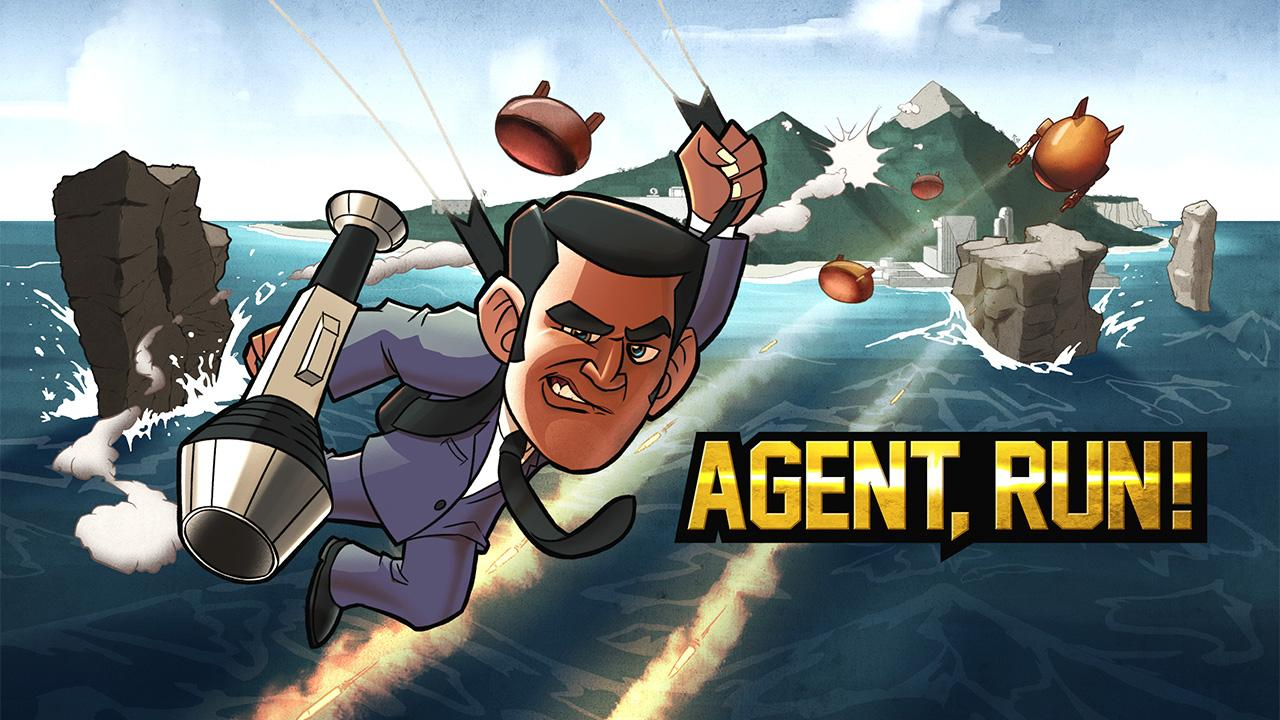 agent, run! android