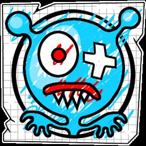 Doodle Moon juego para android