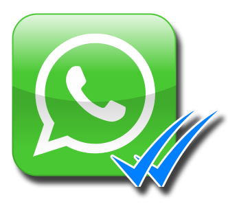 evitar el doble check azul en Whatsapp