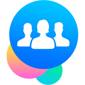 facebook groups app logo