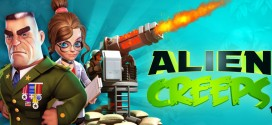 Alien Creeps TD para Android