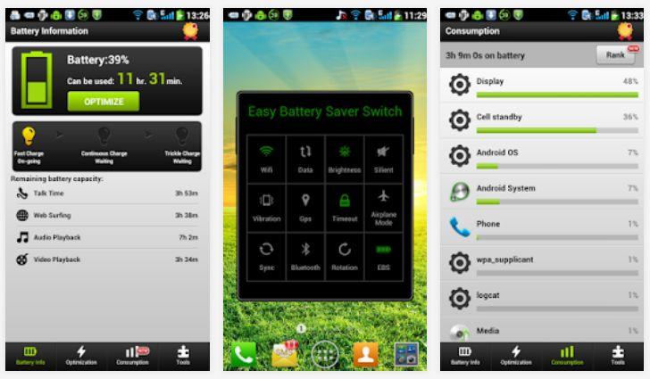 bateria dure mas en Android