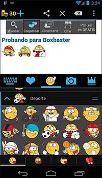 emojidom aplicación