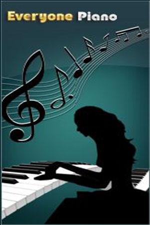 tocar el piano en el pc