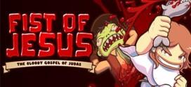 Ayuda a Jesús a masacrar zombies en Fist of Jesus para Android
