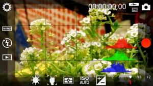 grabar vídeos android