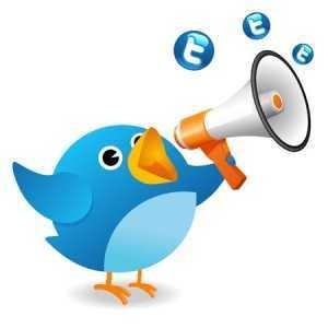 Pajaro de Twitter