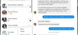 Como usar Facebook Messenger desde el escritorio