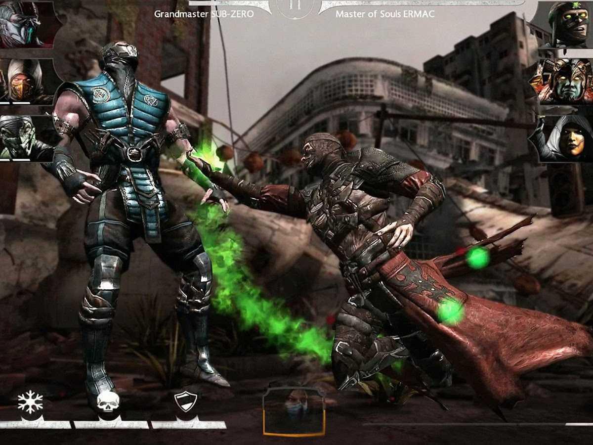Mortal Kombat para Android