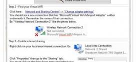 Crear puntos de acceso es fácil y rápido con WiFi2Hotspot