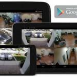 vídeo vigilancia con Android
