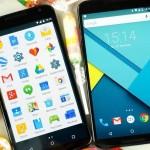 Errores a evitar durante una actualización a Android