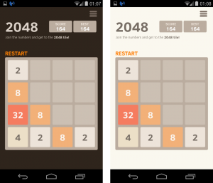 2048 juego android