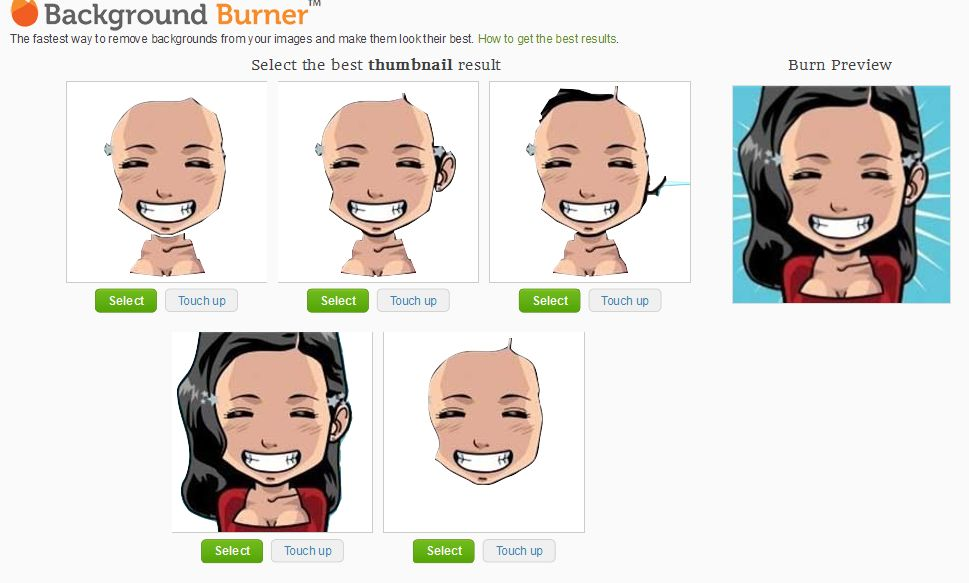 Background Burner