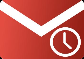 send later logo