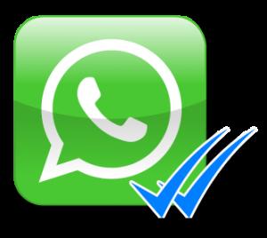 evitar el doble check azul en Whatsapp
