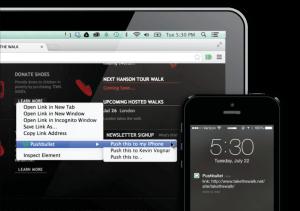 notificaciones iphone en el PC