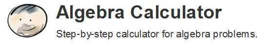 calculadora algebraica