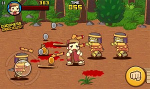 fist of jesus para android