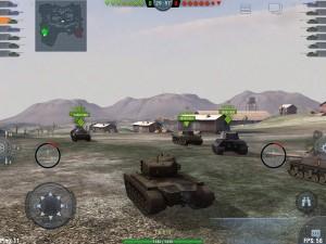 world of tanks blitz para android