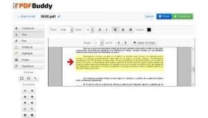 editar pdf en linea