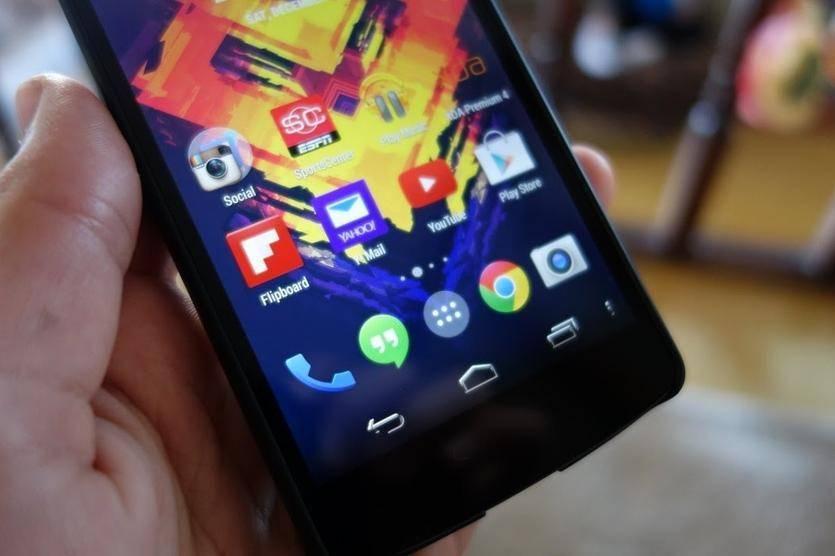 Cómo personalizar la barra de navegación de un teléfono con Android