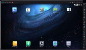 Emulador Android para pc Nox